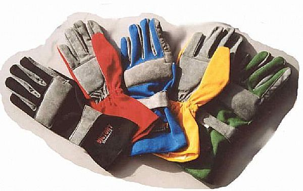 victory padded gloves